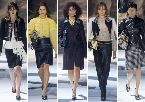 Louis Vuitton PFW- ACJ